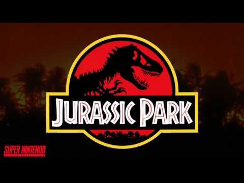Jungle (Raptor Rap) - Jurassic Park SNES [OST]