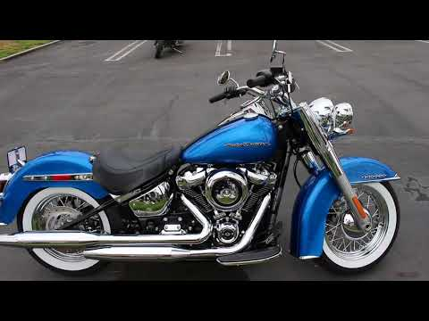 2018 SOFTAIL DELUXE AT QUAID HARLEY-DAVIDSON!