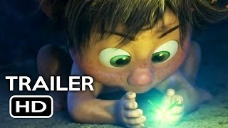 Nonton The Good Dinosaur Official Trailer  2  2015  Disney Pixar Animated Movie Hd Film Subtitle Indonesia Streaming Movie Download