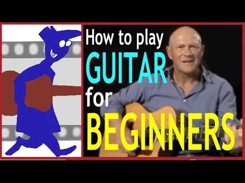 How To Play Guitar for beginners – Learn to play in just a few hours