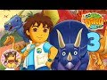 Go Diego Go: Great Dinosaur Rescue Walkthrough Gameplay