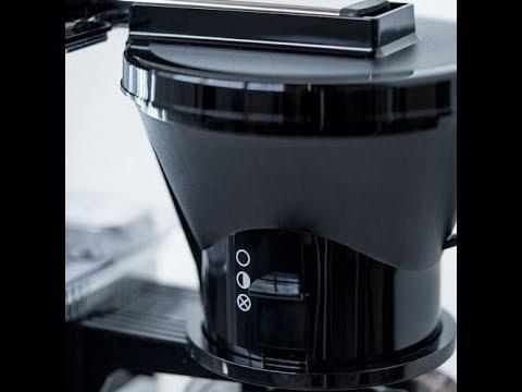 Technivorm Moccamaster 59612 Kb Glass Carafe, 40 oz, Matte Black