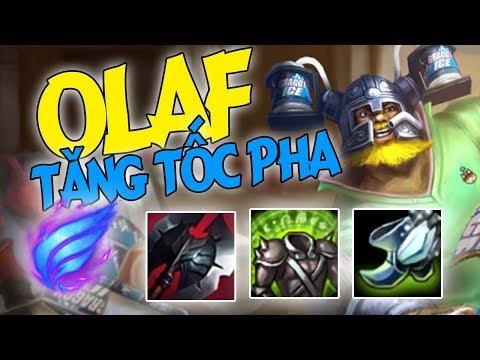 Hà Tiều Phu | OLAF KHẮC CHẾ RYZE VỚI NGỌC TĂNG TỐC PHA SEASON 9 - League of Legends - Thời lượng: 12 phút.