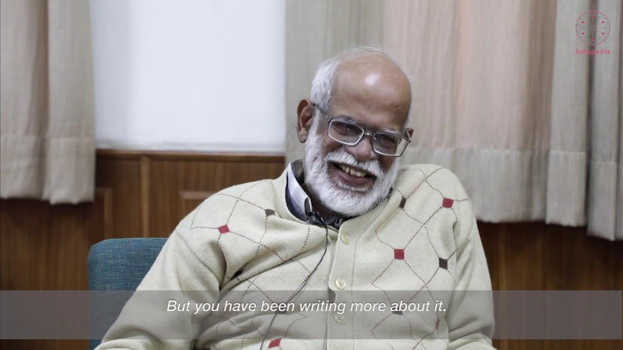 Kesavan Veluthat in Conversation with Manu Devadevan: Literature and History