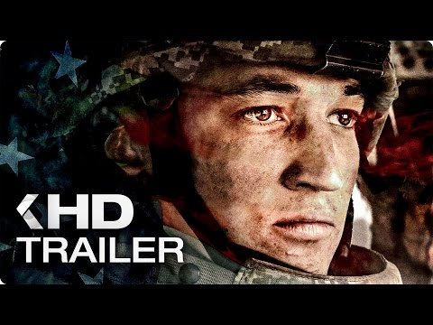 THANK YOU FOR YOUR SERVICE Trailer (2017)