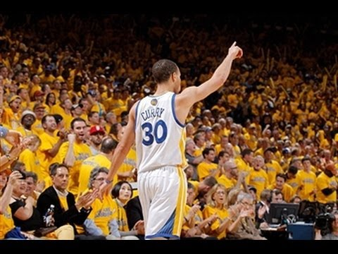 Stephen Curry%27s INCREDIBLE 3rd Quarter