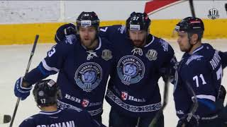 Kunlun RS 3 Dinamo Mn 1, 18 January 2018 Highlights