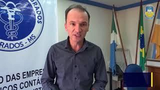Junior Rodrigues fala da doação do IR para Fundo Municipal dos Direitos da Criança e do Adolescente