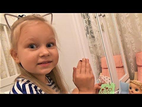 Алиса сама СНИМАЕТ ВИДЕО и делает подарки для Беби Элайв  - DomaVideo.Ru