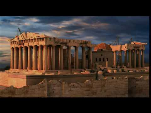 Parthenon of Kostas Gavras