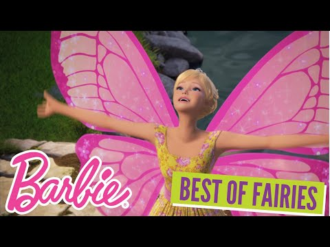 Best of Barbie: Fairy Moments | @Barbie