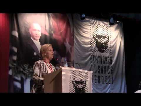 ADD 12. Olağan Genel Kurulu Sn. Tansel Çölaşan'ın 2. Gün Konuşması