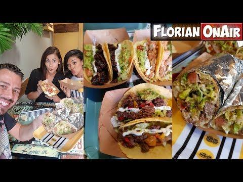 BURRITOS,NACHOS,TACOS : On mange toute la carte de ce RESTO! - VLOG #632