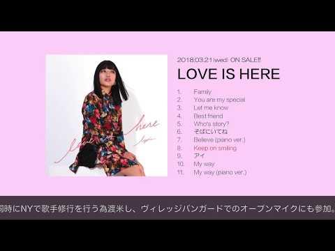 , title : 'Lydia - LOVE IS HERE [試聴版]'