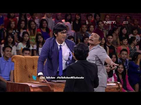 Download The Best Of Ini Talkshow - Andre Mau Pindah Acara Karena Pak RT Marah-Marah HD Mp4 3GP Video and MP3