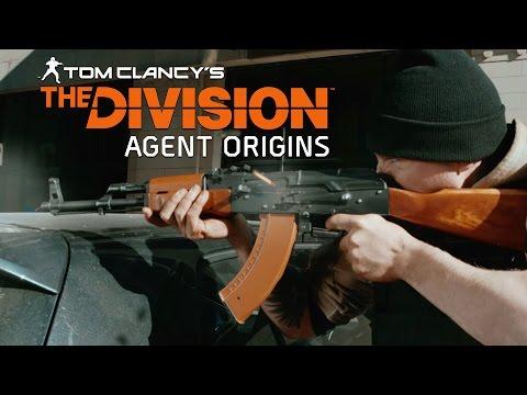 Tom Clancy's The Division: Agent Origins Teaser Trailer