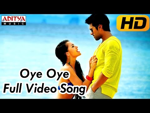 Yevadu (ఎవడు) Movie  || Oye Oye Full Video Song || Ram Charan, Amy Jackson
