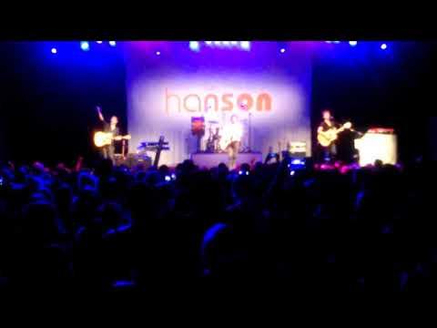 Hanson Time!!!!