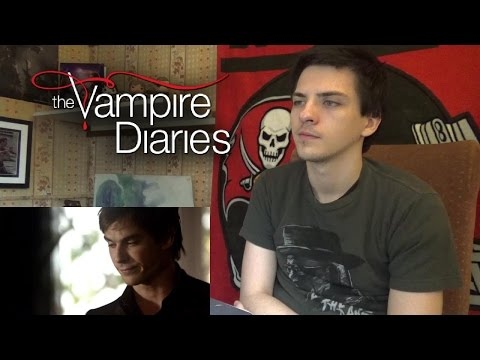The Vampire Diaries - Season 1 Episode 4 (REACTION) 1x04