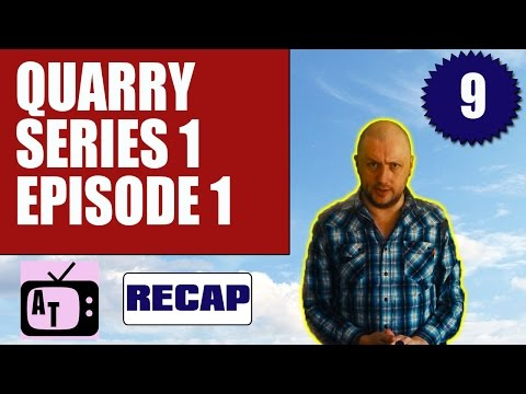 Quarry Cinemax Season 1 Episode 1 review 9/10 | Aerial Telly #41
