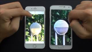 Apple iPhone 6 vs Samsung Galaxy S5 by MobileExperience