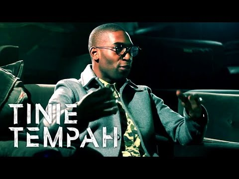 Demonstration: The Interview // Tinie Tempah