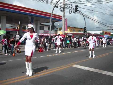 bastoneras - Esto es una muestra de las Bastoneras de la Banda Panama Para Cristo, espero que les guste mucho.....Chaito! ;)