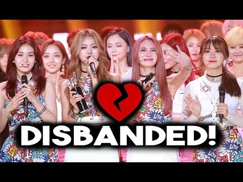 6 Famous Kpop Groups that Disbanded