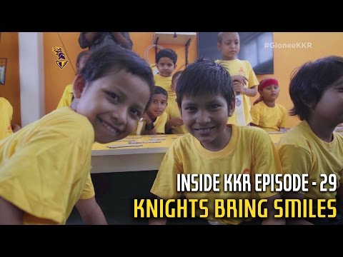 Knights Bring Smiles | Inside KKR - Episode 29 | VIVO IPL 2016