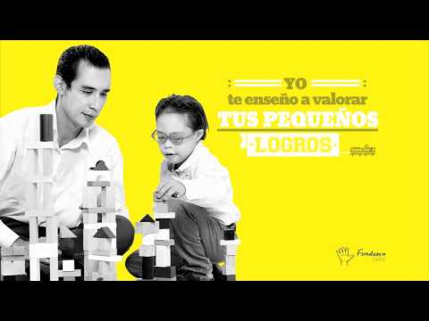 Veure vídeoSíndrome de Down: De mí aprendes de ti   IV