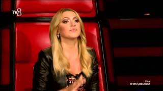 """Güven Yıldırım final için """"Hadi Hadi Meleğim"""" isimli şarkıyı seslendirdi."""