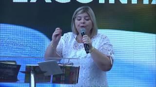 22/10/2017 - CULTO TARDE RHEMA - PRª VASTI MACHADO