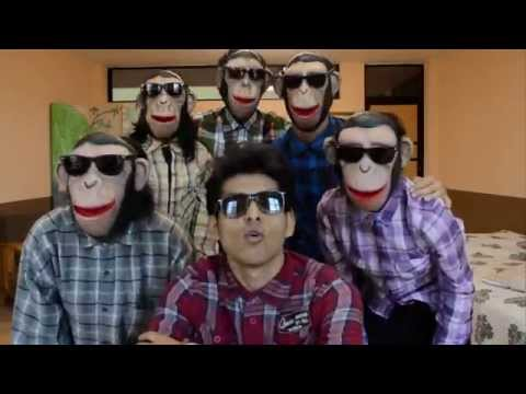 The Lazy Song - Imitación Video / Bruno Mars (The Lazy Song COVER / PARODY)