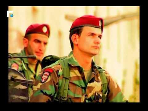 تكريم امهات ابطال الجيش اللبناني في محمع جونية العسكري