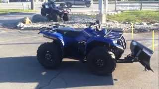 9. 2011 Yamaha Grizzly 350 IRS