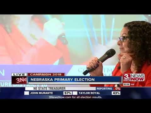 VOTE 2018: Kara Eastman reaction to the tight Democratic race in Nebraska's 2nd District