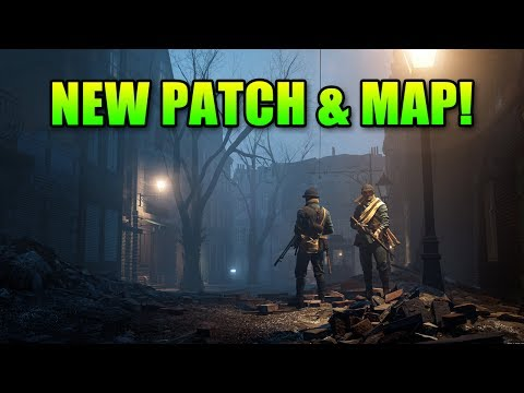 July Patch + New Map Are Here! | Battlefield 1 Gameplay (видео)