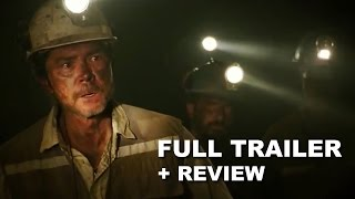 Nonton The 33 Official Trailer + Trailer Review - Cote de Pablo, Antonio Banderas : Beyond The Trailer Film Subtitle Indonesia Streaming Movie Download