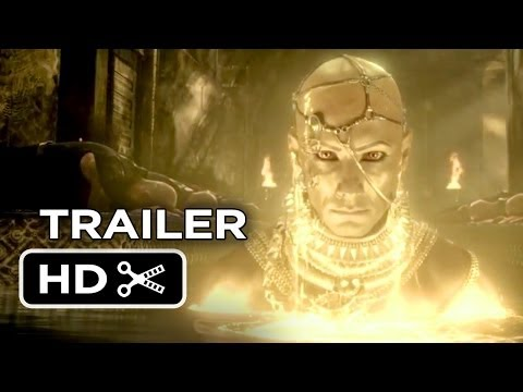 300 Rise of an Empire Official Trailer 2 2014  Rodrigo Santoro Movie HD