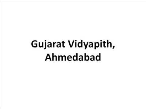 Approved Distance Education Universities in Gujarat