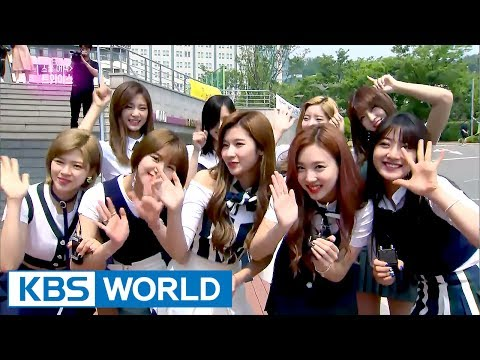 School Attack : Twice [Entertainment Weekly / 2017.06.05]