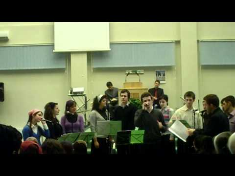 Grupul de tineri Eldad la Betel Dumbraveni-Viata-i plina de intristari&Lupta nu da 'napoi!