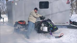 6. SLP Trail Can on 2019 Arctic Cat Alpha One 800