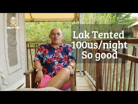 Phòng ngủ tại Lak Tented Camp đẹp mê hồn và đắt đến mức nào ? - Thời lượng: 14 phút.