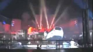 The Flying Skoda Roomster was made for Skoda's car shows in Europe. The video shows nicely the impact our Flying Cars had with the crowd. It was also part of some other Skoda events.