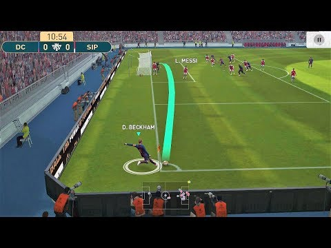 Pes Mobile 2019 / Pro Evolution Soccer / Android Gameplay #14
