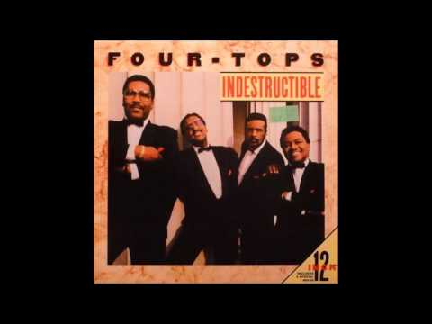 """Four Tops - Indestructible 12"""" Disconet Extended Maxi Version"""