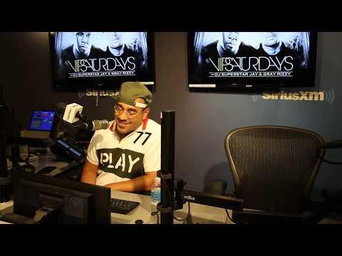 Rob Markman + Shade 45's Gray Rizzy Talk 'Write to Dream'