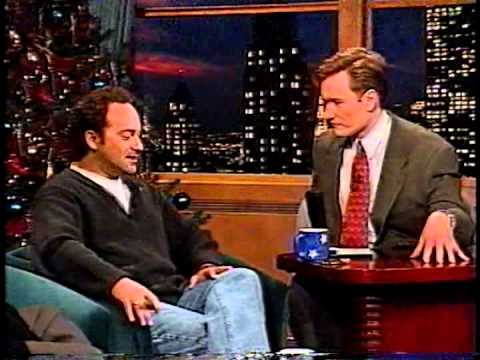 Kevin Pollak on Conan
