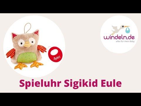 Spieluhr Sigikid Eule | windeln.de